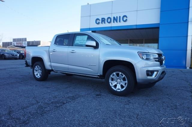 2017 Chevrolet Colorado LT 4x2 LT 4dr Crew Cab 5 ft. SB