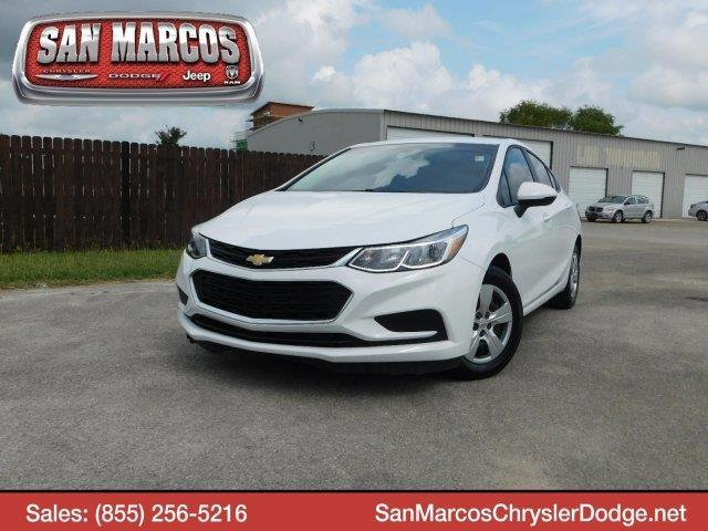 2017 chevrolet cruze ls auto ls auto 4dr sedan for sale in san marcos texas classified. Black Bedroom Furniture Sets. Home Design Ideas