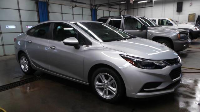 2017 Chevrolet Cruze LT Auto LT Auto 4dr Sedan w/1SD