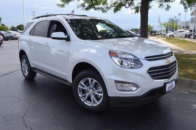 2017 Chevrolet Equinox Lt Lt 4dr Suv W 2fl For Sale In