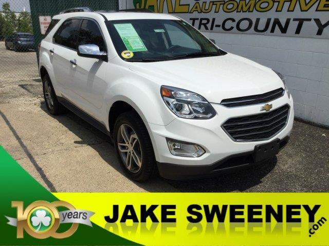 2017 Chevrolet Equinox Premier Awd Premier 4dr Suv For