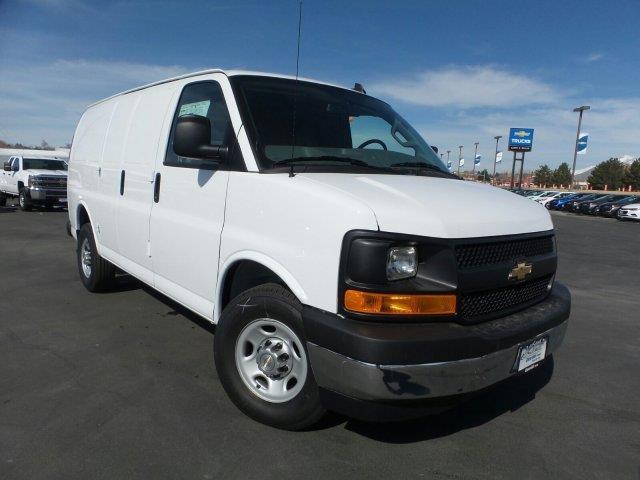 2017 Chevrolet Express Cargo 2500 2500 3dr Cargo Van