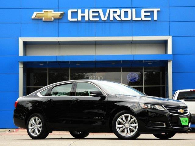 2017 chevrolet impala lt lt 4dr sedan for sale in austin texas classified. Black Bedroom Furniture Sets. Home Design Ideas