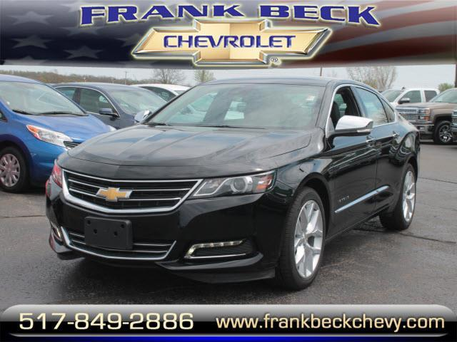 2017 chevrolet impala premier premier 4dr sedan for sale in hillsdale michigan classified. Black Bedroom Furniture Sets. Home Design Ideas