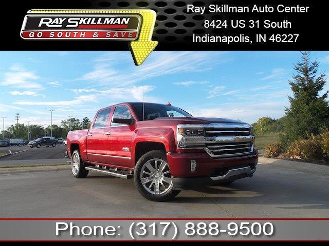 2017 Chevrolet Silverado 1500 High Country 4x4 High