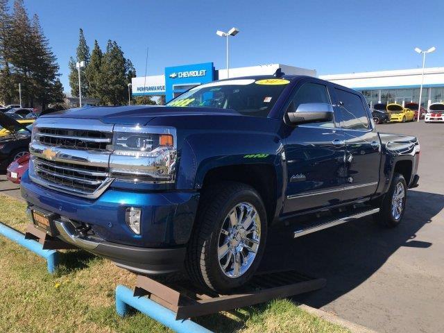 2017 Chevrolet Silverado 1500 High Country 4x4 High Country 4dr Crew Cab  5 8 ft  SB