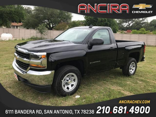 2017 chevrolet silverado 1500 ls 4x2 ls 2dr regular cab 6 5 ft sb for sale in san antonio. Black Bedroom Furniture Sets. Home Design Ideas