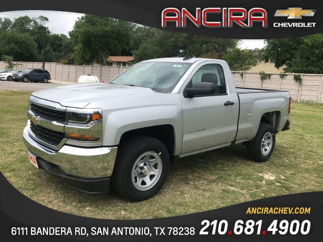 2017 chevrolet silverado 1500 ls 4x2 ls 2dr regular cab 8 ft lb for sale in san antonio texas. Black Bedroom Furniture Sets. Home Design Ideas