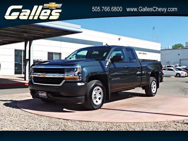 2017 chevrolet silverado 1500 ls 4x2 ls 4dr double cab 6 5 ft sb for sale in albuquerque new. Black Bedroom Furniture Sets. Home Design Ideas