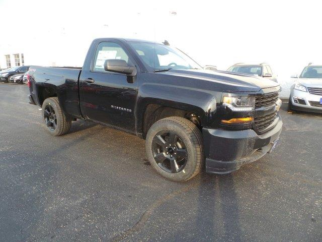 2017 Chevrolet Silverado 1500 Work Truck 4x4 2dr Regular Cab 6 5 Ft Sb For In Saukville Wisconsin