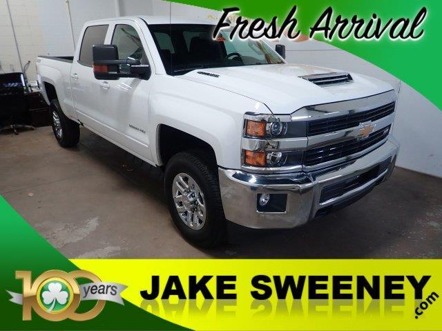2017 chevrolet silverado 2500hd lt 4x4 lt 4dr crew cab sb for sale in cincinnati ohio. Black Bedroom Furniture Sets. Home Design Ideas