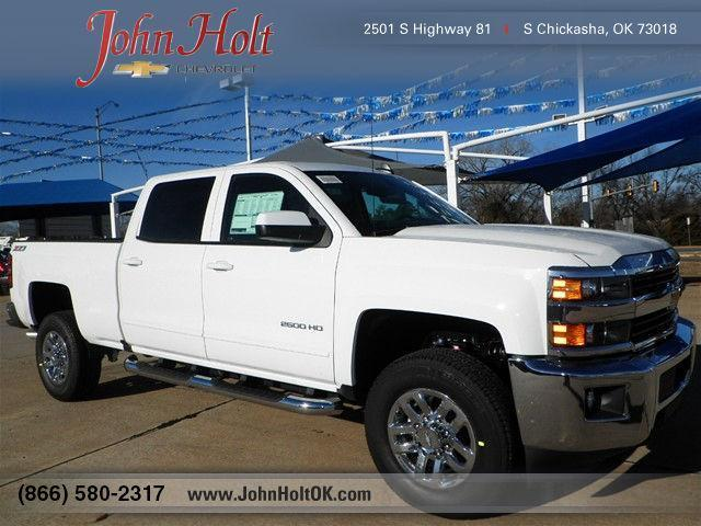 2017 chevrolet silverado 2500hd lt 4x4 lt 4dr crew cab sb for sale in chickasha oklahoma. Black Bedroom Furniture Sets. Home Design Ideas