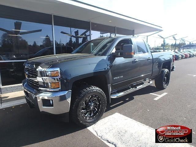 2017 chevrolet silverado 2500hd lt 4x4 lt 4dr double cab sb for sale in salem oregon classified. Black Bedroom Furniture Sets. Home Design Ideas