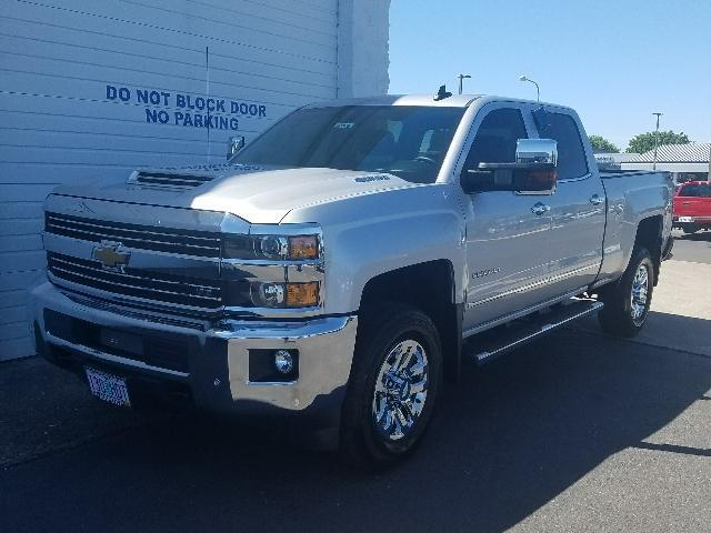2017 chevrolet silverado 2500hd ltz 4x4 ltz 4dr crew cab sb for sale in medford oregon. Black Bedroom Furniture Sets. Home Design Ideas