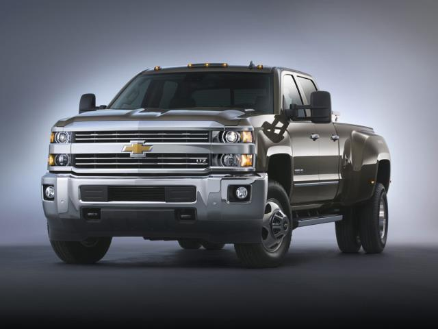 2017 Chevrolet Silverado 3500HD High Country 4x4 High