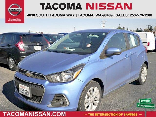 2017 chevrolet spark 1lt cvt 1lt cvt 4dr hatchback for sale in tacoma washington classified. Black Bedroom Furniture Sets. Home Design Ideas