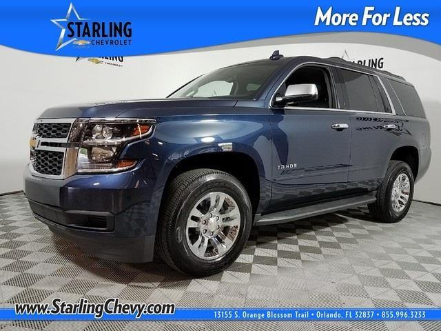 2017 chevrolet tahoe ls 4x2 ls 4dr suv for sale in orlando florida classified. Black Bedroom Furniture Sets. Home Design Ideas