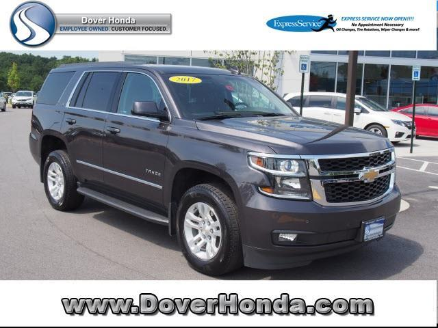 2017 chevrolet tahoe lt 4x4 lt 4dr suv for sale in dover new hampshire classified. Black Bedroom Furniture Sets. Home Design Ideas