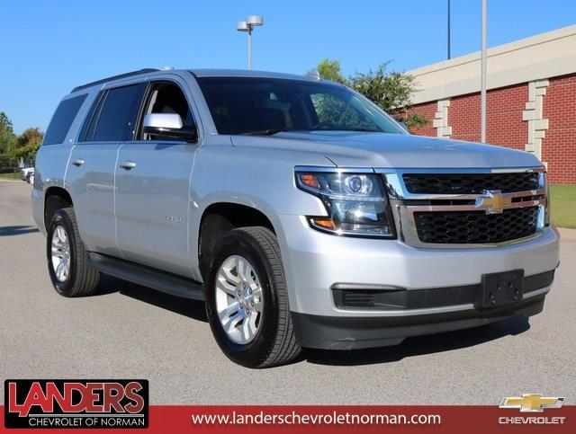 2017 chevrolet tahoe lt 4x4 lt 4dr suv for sale in norman oklahoma classified. Black Bedroom Furniture Sets. Home Design Ideas