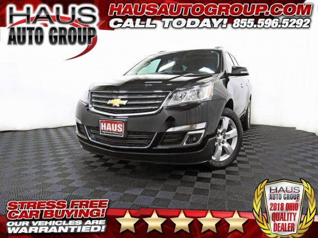 2017 Chevrolet Traverse AWD LT