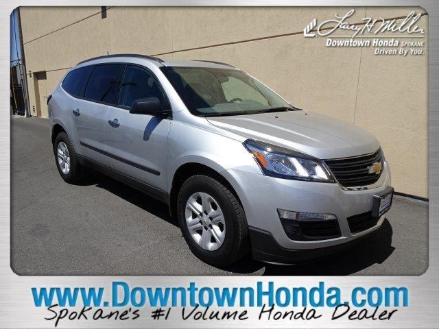 2017 chevrolet traverse ls awd ls 4dr suv for sale in spokane washington classified. Black Bedroom Furniture Sets. Home Design Ideas