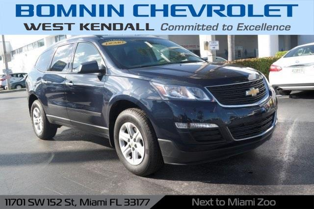 2017 chevrolet traverse ls ls 4dr suv for sale in miami florida classified. Black Bedroom Furniture Sets. Home Design Ideas