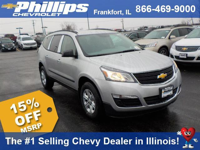 2017 chevrolet traverse ls ls 4dr suv for sale in frankfort illinois classified. Black Bedroom Furniture Sets. Home Design Ideas