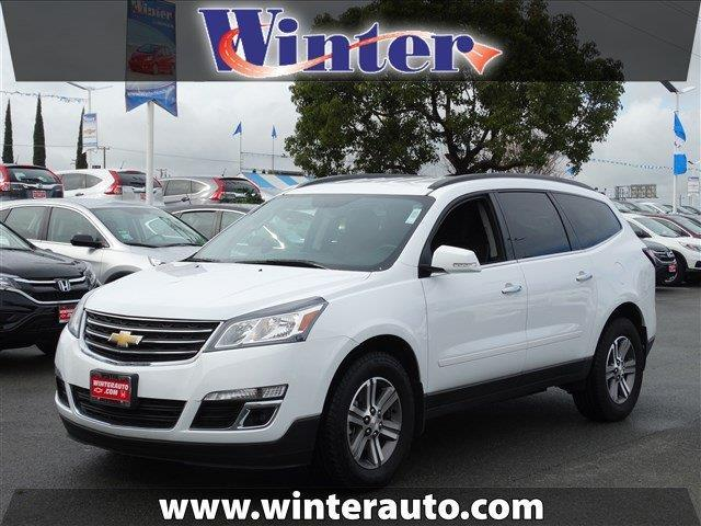 2017 chevrolet traverse lt awd lt 4dr suv w 2lt for sale in bay point california classified. Black Bedroom Furniture Sets. Home Design Ideas