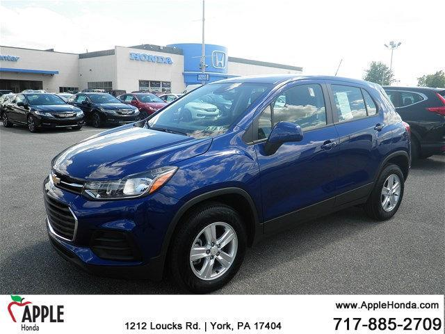 2017 chevrolet trax ls awd ls 4dr crossover w 1ls for sale in york pennsylvania classified. Black Bedroom Furniture Sets. Home Design Ideas