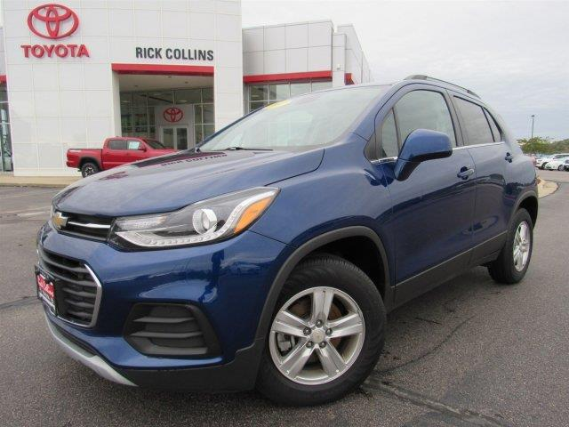 2017 Chevrolet Trax LT AWD LT 4dr Crossover w/1LT