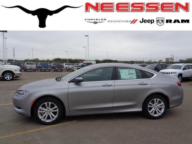 2017 Chrysler 200 Limited Limited 4dr Sedan