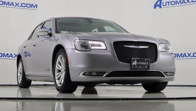 2017 Chrysler 300 C C 4dr Sedan