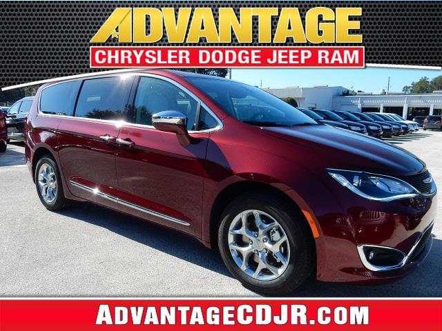 2017 Chrysler Pacifica Limited Limited 4dr Mini-Van