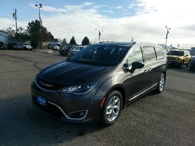 2017 chrysler pacifica touring l plus touring l plus 4dr mini van for sale in billings montana. Black Bedroom Furniture Sets. Home Design Ideas