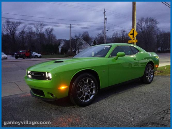 2017 dodge challenger gt awd gt 2dr coupe for sale in concord ohio classified. Black Bedroom Furniture Sets. Home Design Ideas