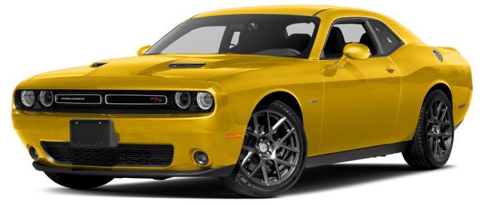 2017 Dodge Challenger R/T R/T 2dr Coupe