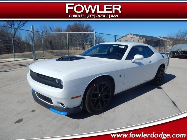 2017 dodge challenger r t scat pack r t scat pack 2dr coupe for sale in oklahoma city oklahoma. Black Bedroom Furniture Sets. Home Design Ideas