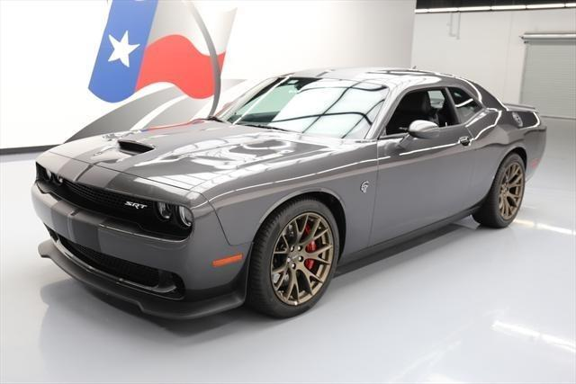 2017 dodge challenger srt hellcat srt hellcat 2dr coupe for sale in houston texas classified. Black Bedroom Furniture Sets. Home Design Ideas