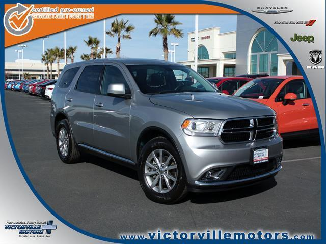 All American Dodge Odessa >> 2017 Dodge Durango SXT SXT 4dr SUV for Sale in Victorville, California Classified ...