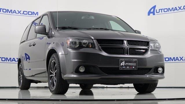 2017 Dodge Grand Caravan GT GT 4dr Mini-Van