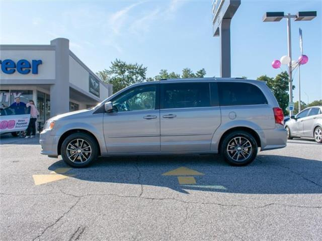 2017 Dodge Grand Caravan SXT SXT 4dr Mini-Van
