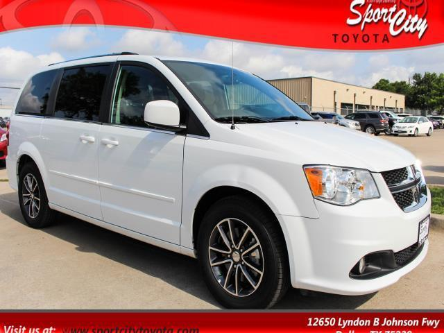 Toyota Rockwall >> 2017 Dodge Grand Caravan SXT SXT 4dr Mini-Van for Sale in Dallas, Texas Classified ...