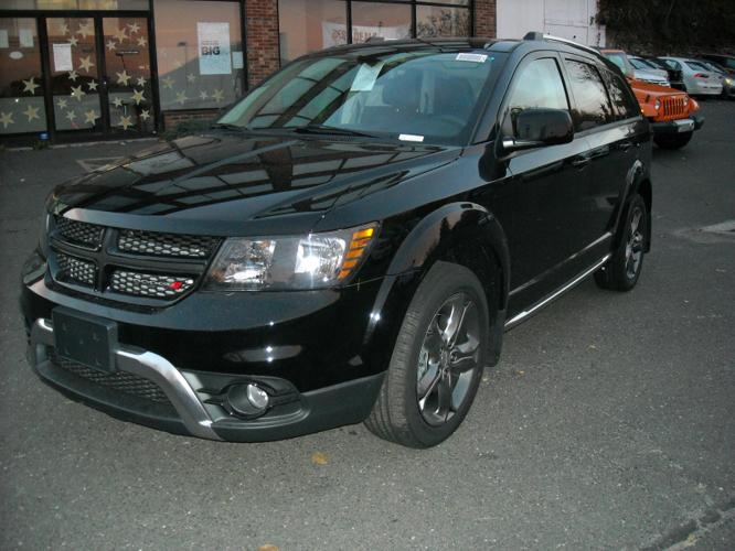 2017 dodge journey crossroad awd crossroad 4dr suv for sale in fairfield connecticut classified. Black Bedroom Furniture Sets. Home Design Ideas