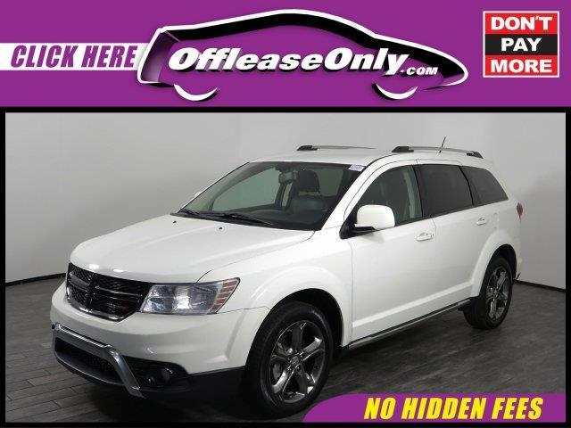 2017 Dodge Journey Crossroad Crossroad 4dr SUV