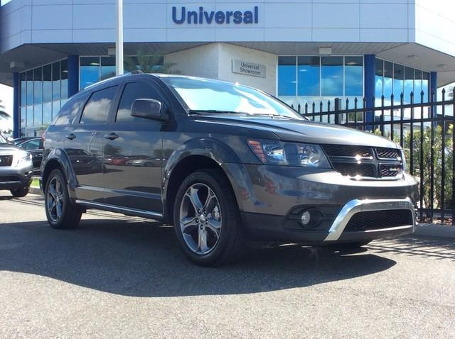 2017 dodge journey crossroad plus crossroad plus 4dr suv for sale in orlando florida classified. Black Bedroom Furniture Sets. Home Design Ideas