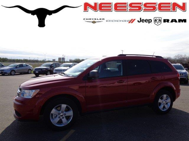2017 Dodge Journey SE SE 4dr SUV