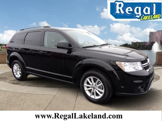2017 Dodge Journey SXT SXT 4dr SUV