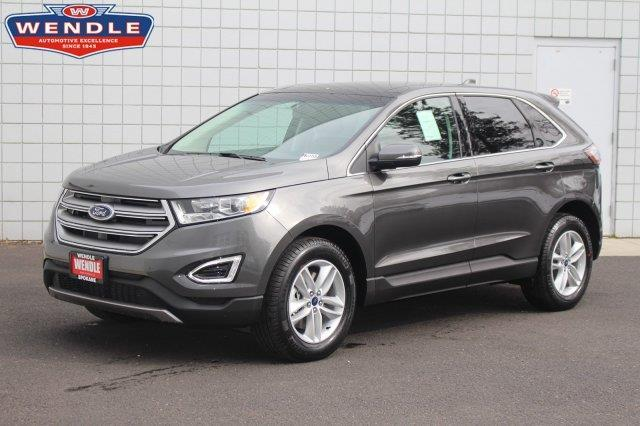 2017 Ford Edge Sel Awd Sel 4dr Suv For Sale In Spokane