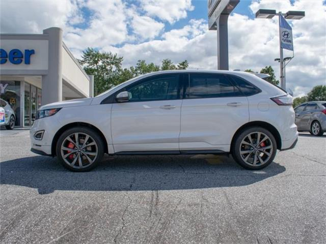 2017 Ford Edge Sport AWD Sport 4dr Crossover