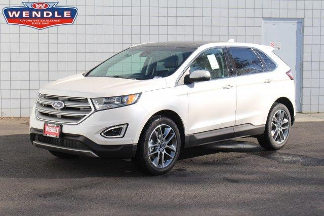 2017 Ford Edge Titanium Awd Titanium 4dr Suv For Sale In